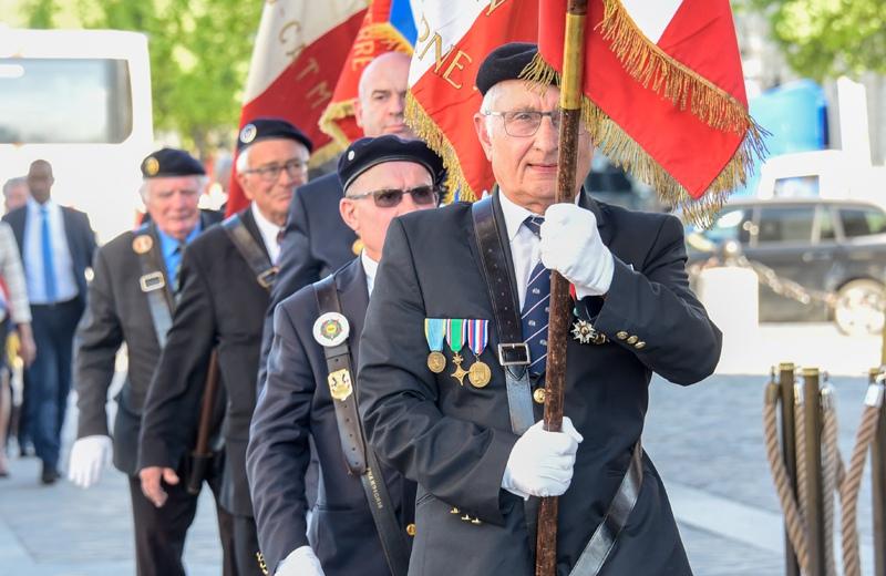 В Европе начались торжества по случаю Дня Победы