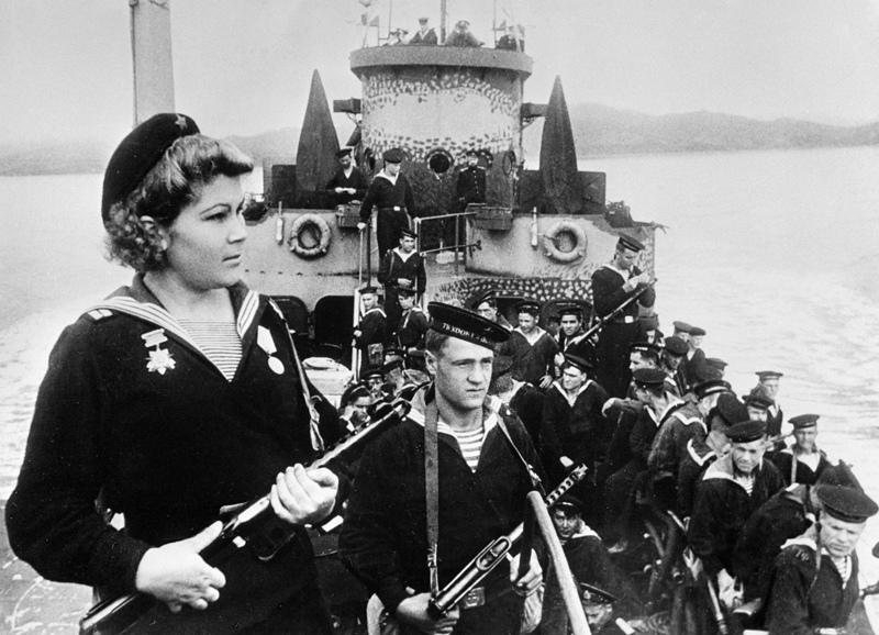 Моряки-десантники