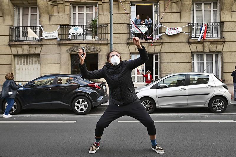 Снятие ограничений из-за коронавируса во Франции