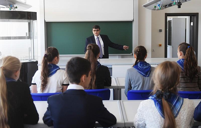 Лекция для школьников