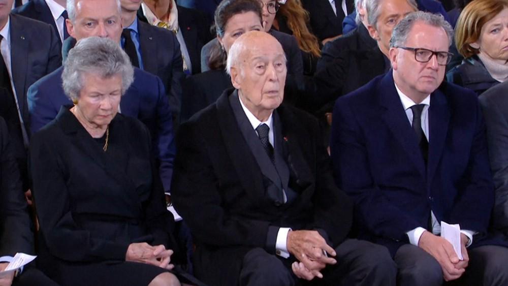 Жискар д'Эстен