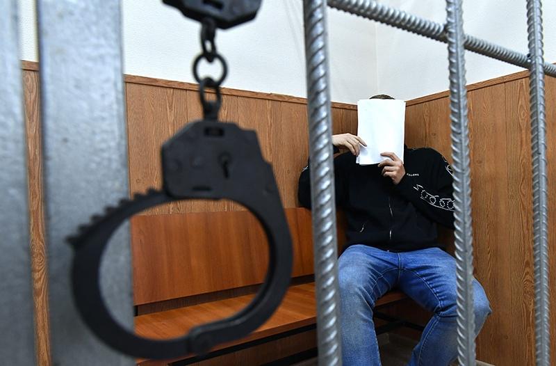 Задержанный в суде