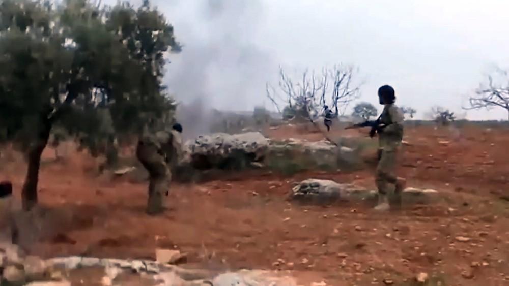 Последний бой летчика Романа Филипова в Сирии