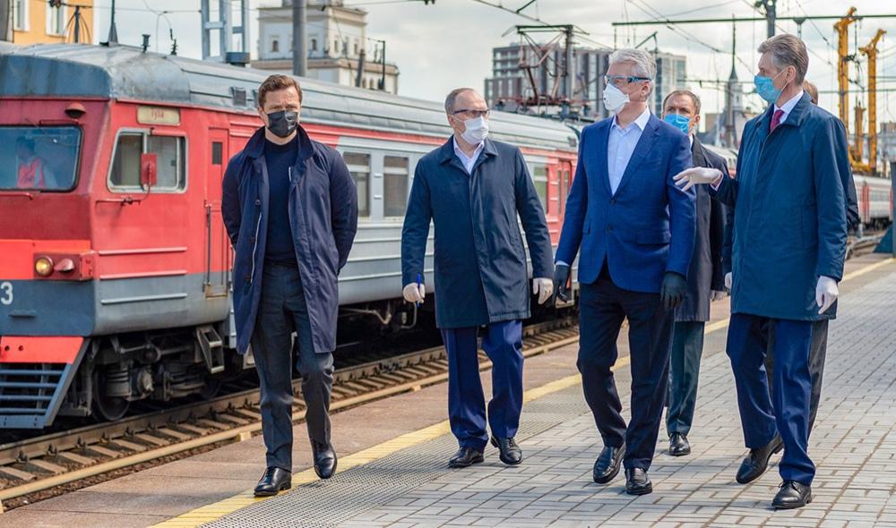 Сергей Собянин рассказал о создании крупного ТПУ на базе платформы Каланчевская