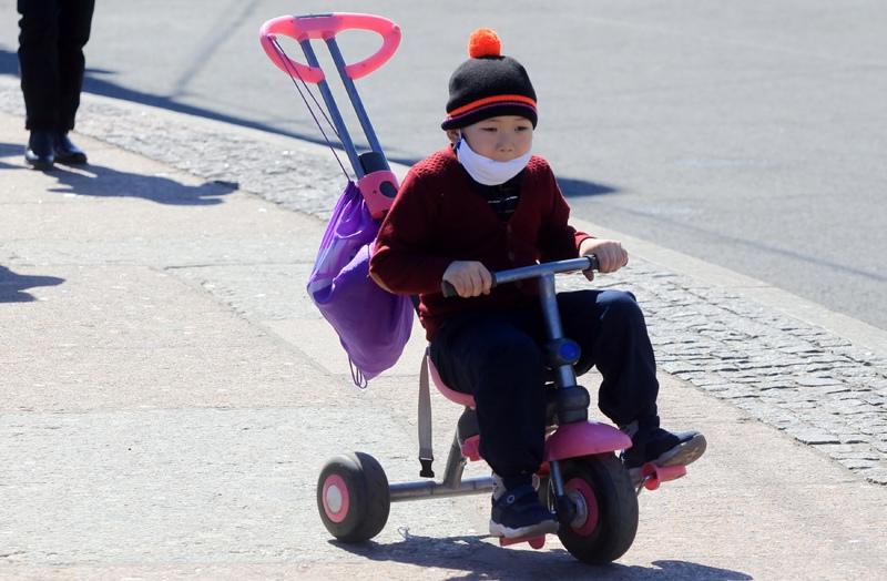 Дети будущего. Жизнь после COVID-19