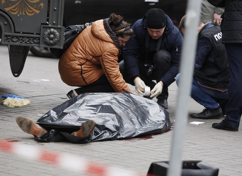 В Киеве расследуют таинственную гибель депутата Рады