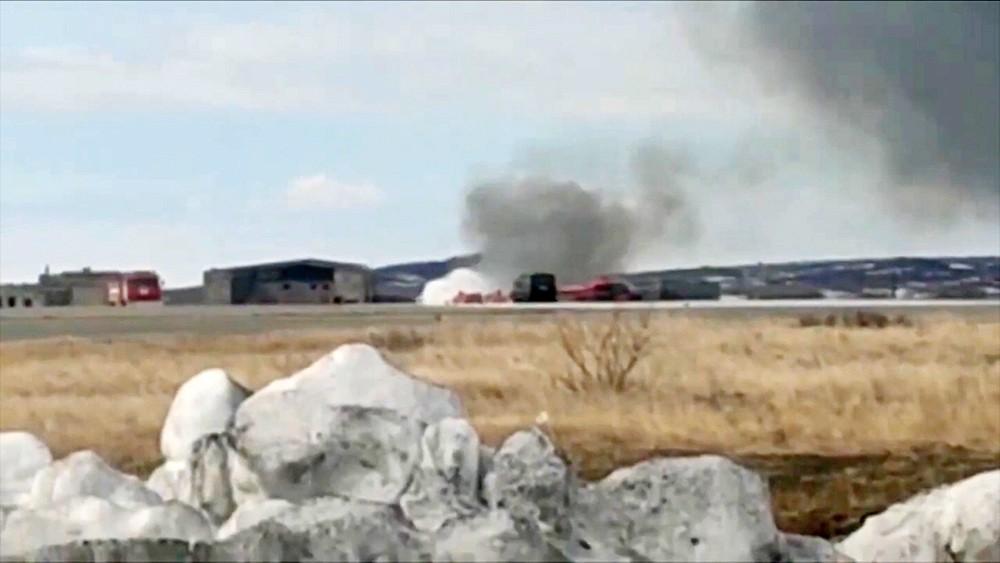 Подробности крушения Ми-8 на Чукотке
