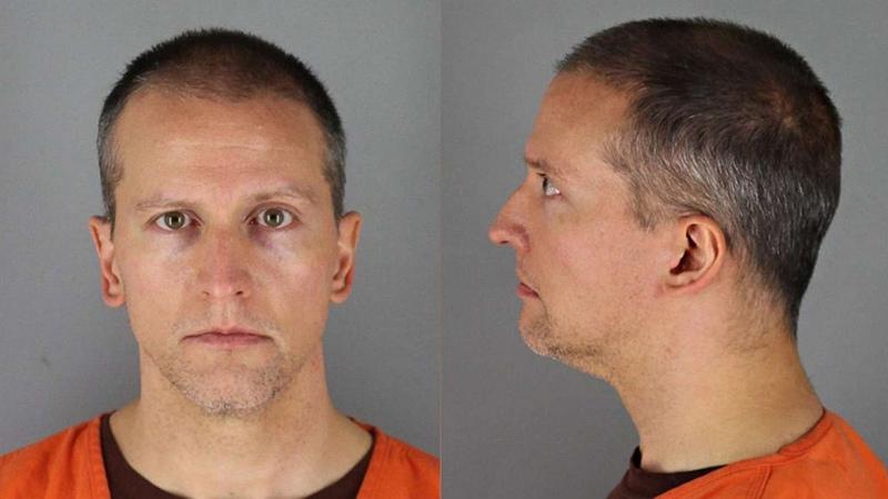 Подозреваемый в убийстве Джорджа Флойда экс-полицейский Дерек Шовин