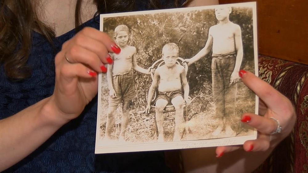 Найдены родственники экипажа Ил-2, сбитого в 43 году