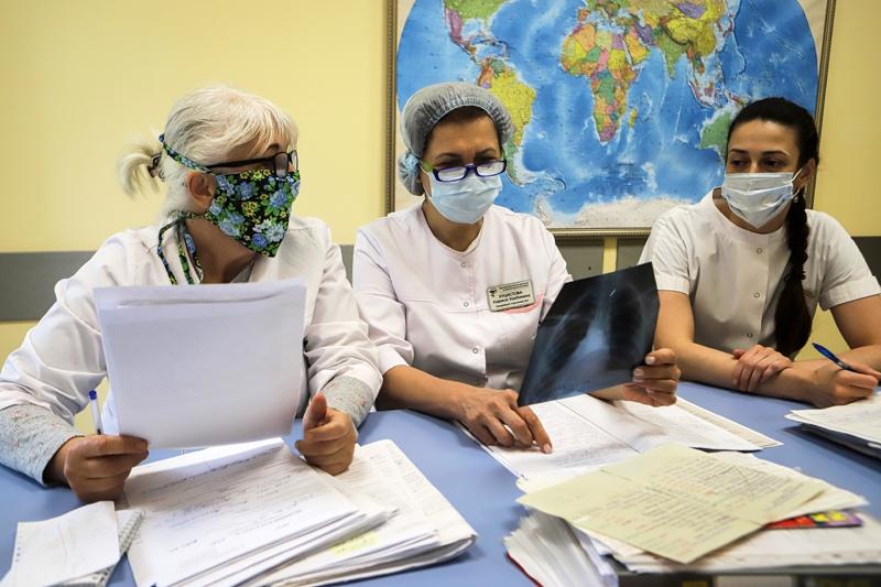 Московские медики оценили борьбу с COVID-19 в Северной Осетии