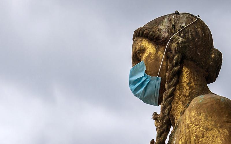 За сутки в России выявлено 5394 заболевших коронавирусом