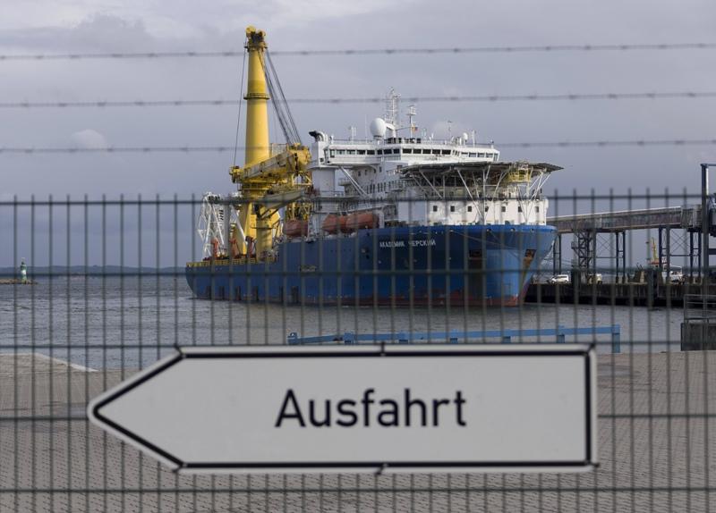 Германия готова ввести штрафные пошлины на газ из США