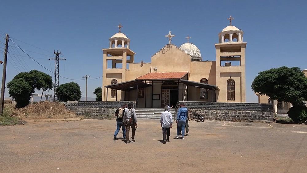 Христианская церковь в Сирии