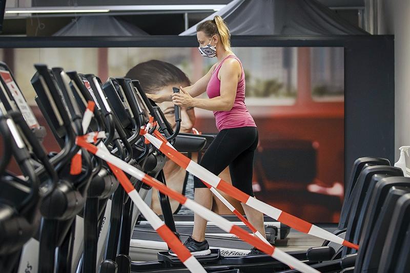 работа в фитнес клубах для девушек