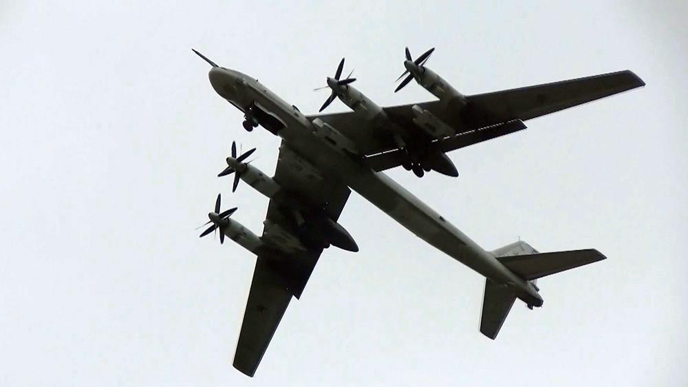 Стратегический бомбардировщик-ракетоносец Ту-95 МС