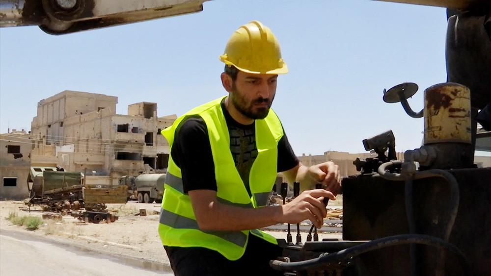 Ремонт электричества в Сирии