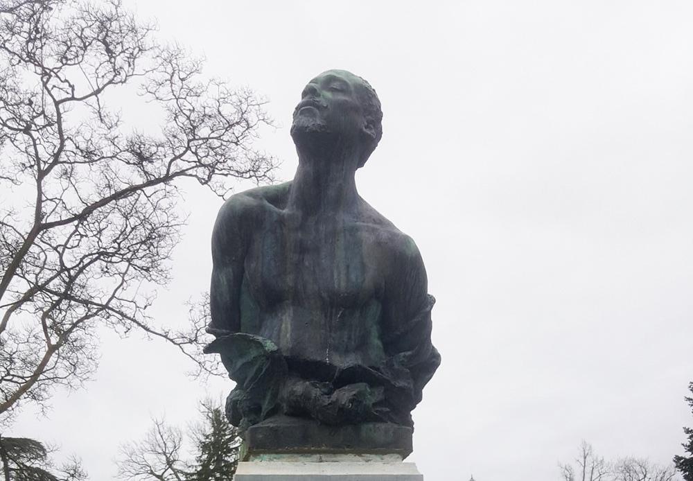 Статуя в честь отмены рабства