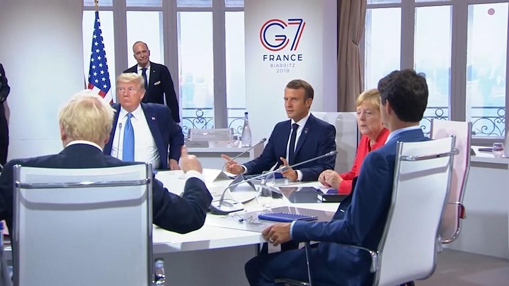 Заседание G7