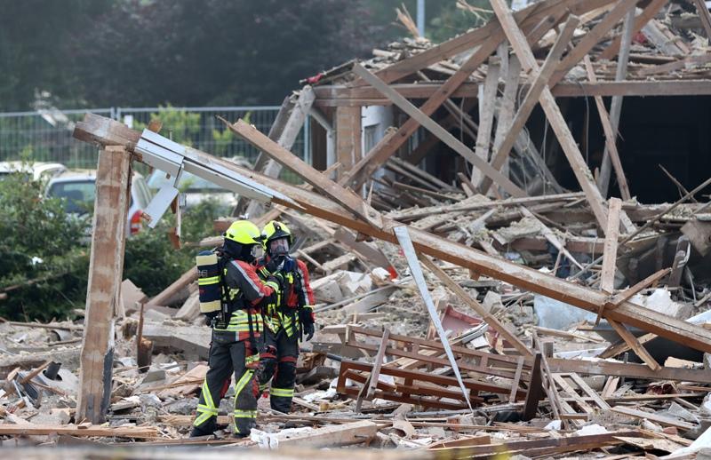 Взрыв в Гюнцбурге