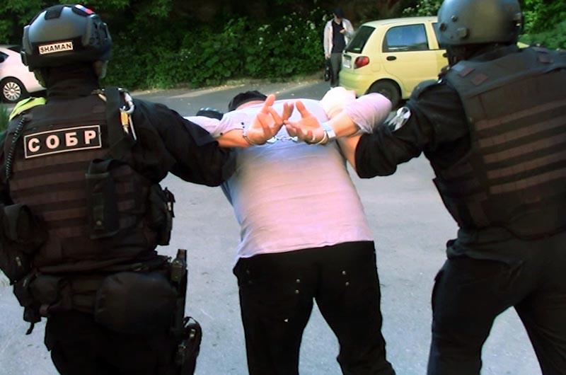 ФСБ России задержала членов террористической организации
