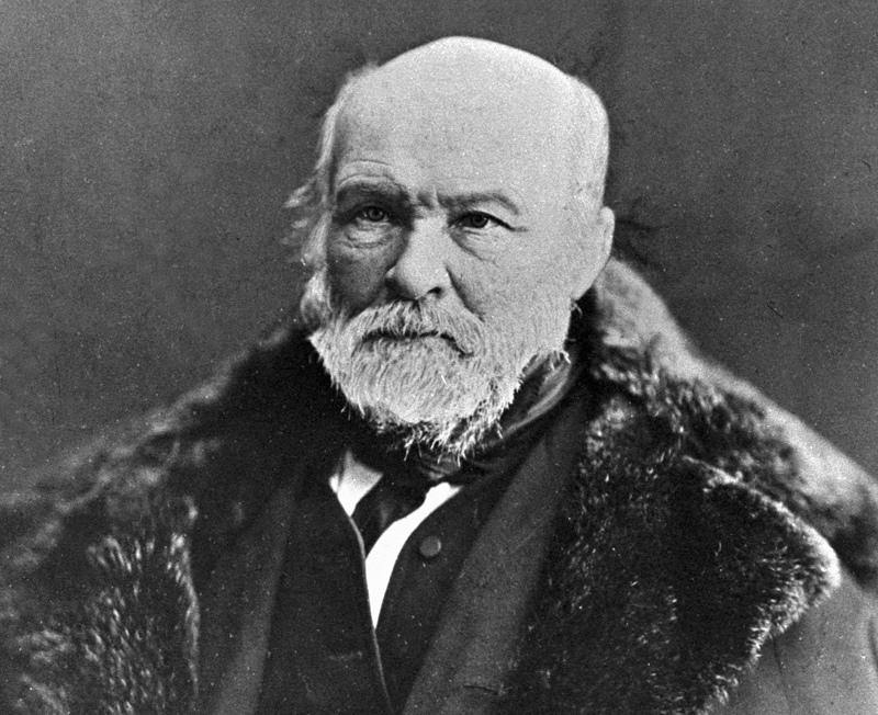 Врач, естествоиспытатель и педагог Николай Иванович Пирогов (1810-1881)