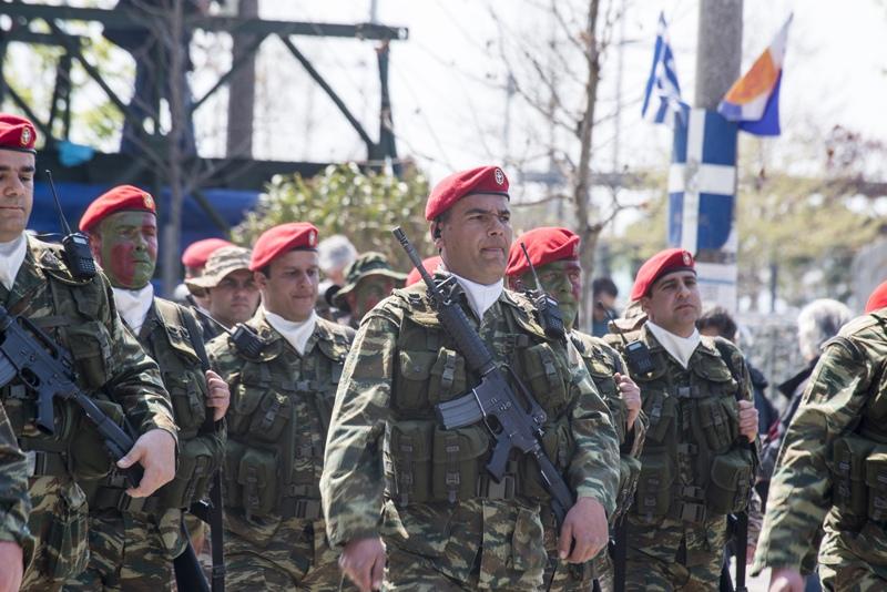 Вооруженные силы Греции