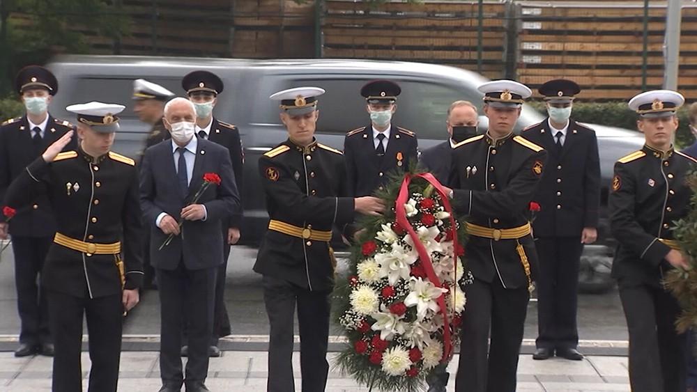 День памяти и скорби во Владивостоке