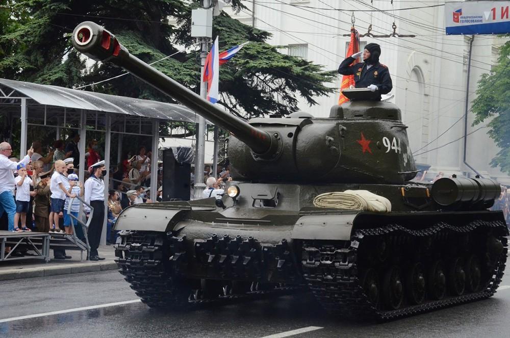 Парад Победы в Севастополе