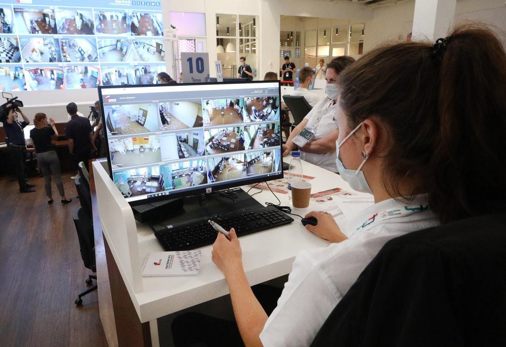 Общественный штаб по наблюдению и контролю за голосованием