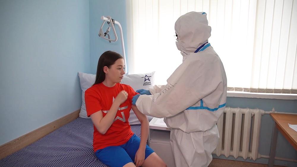 Добровольцы для вакцины от COVID-19