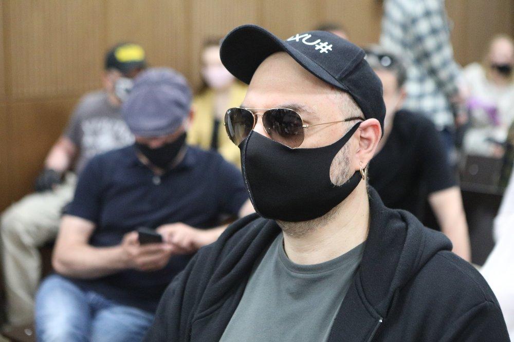 Кирилл Серебренников в суде