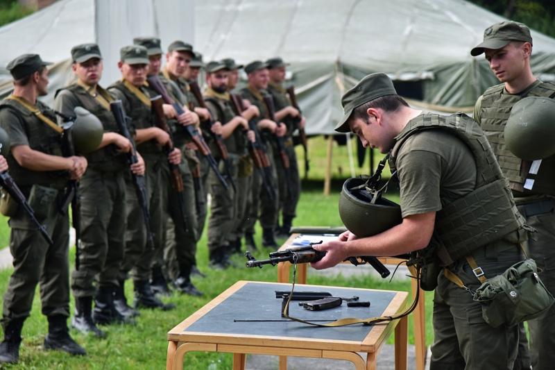 Военные сборы