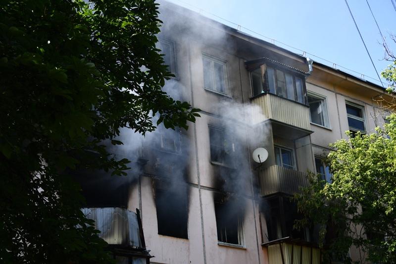 Взрыв газа в жилом доме на северо-востоке Москвы