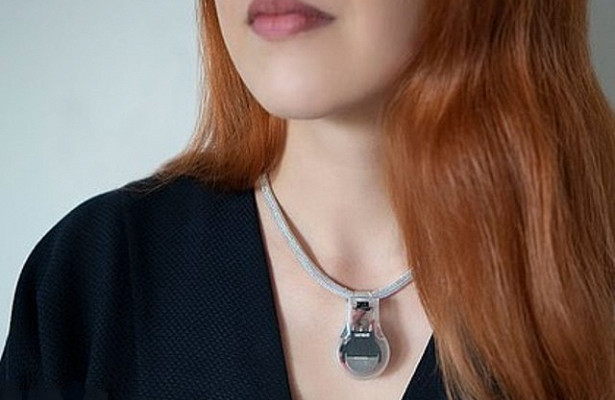 Антикоронавирусное ожерелье