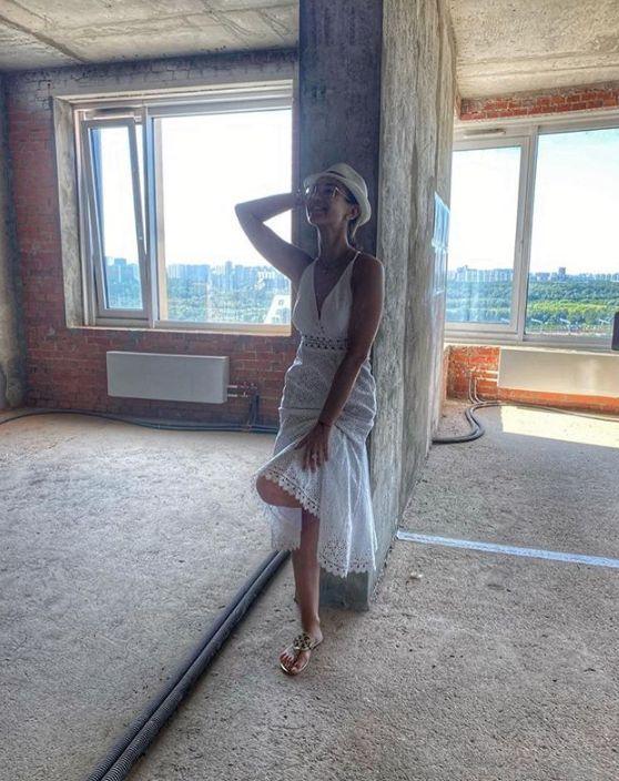 Бузова купила квартиру