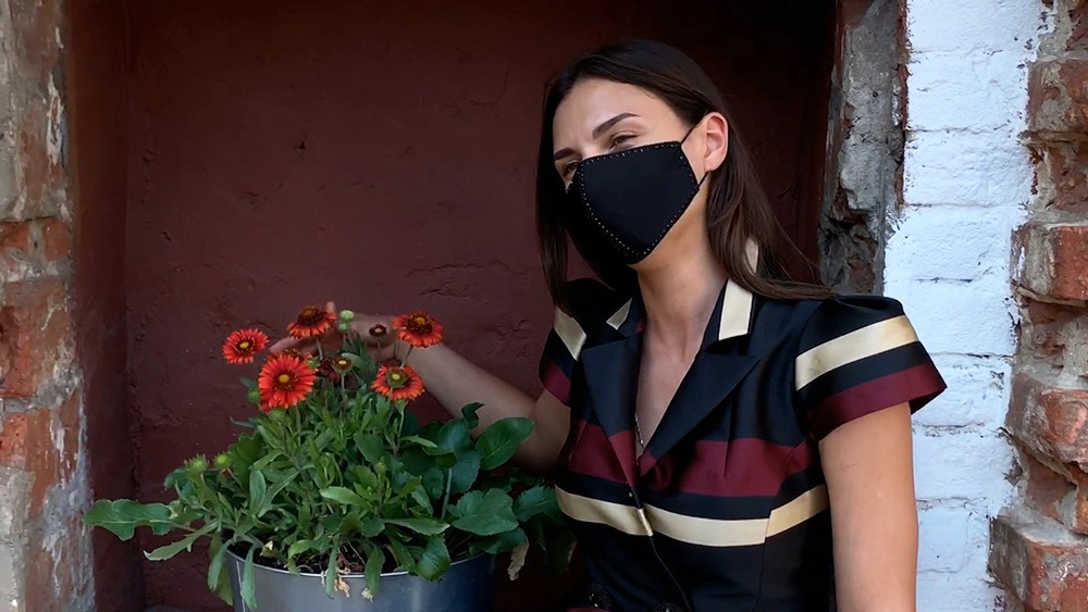 Производство дизайнерских масок