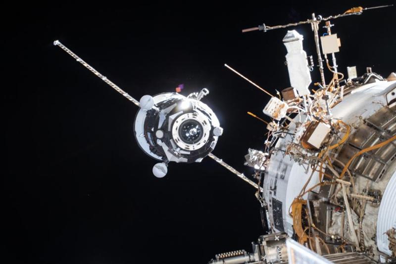 Впервые в истории: Российский космонавт проголосовал онлайн на орбите