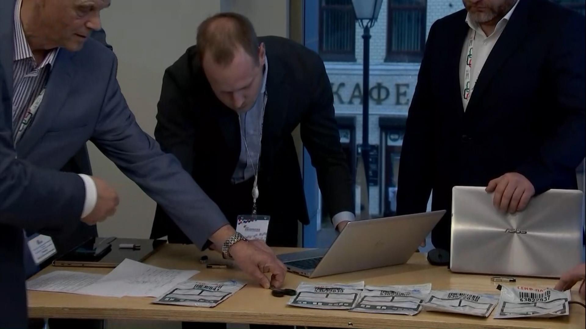 В Москве расшифровали данные онлайн-голосования по поправкам