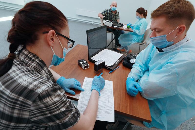 Тестирование на наличие антител к COVID-19