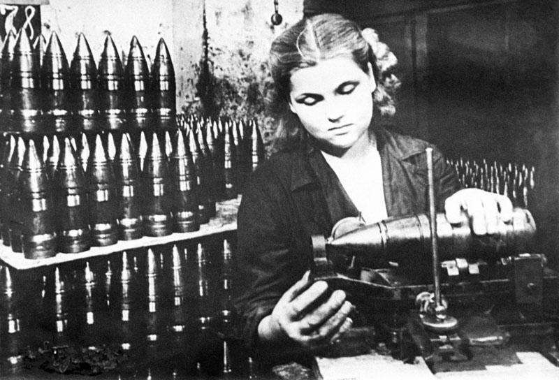 Производство боеприпасов