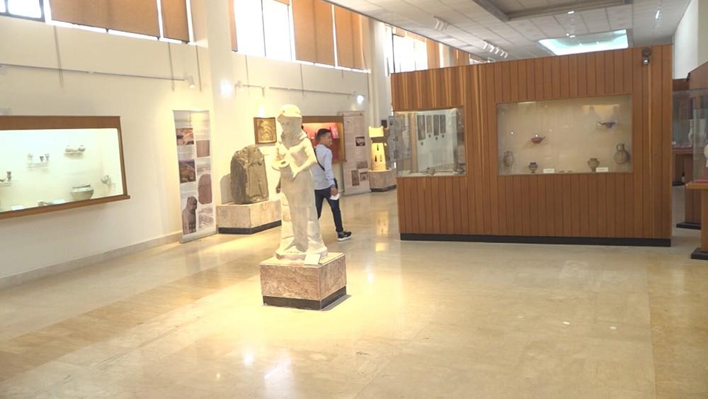 Исторический музей в Сирии