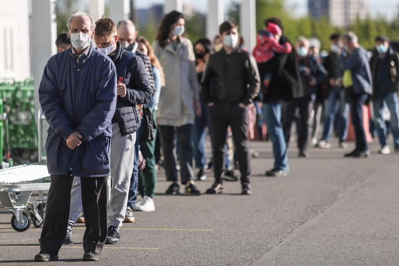 Путин: вспышки безработицы из-за коронавируса не ожидается