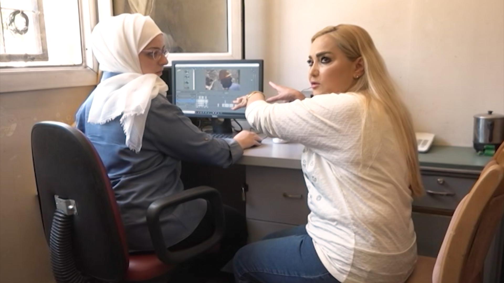 Сирийское телевидение