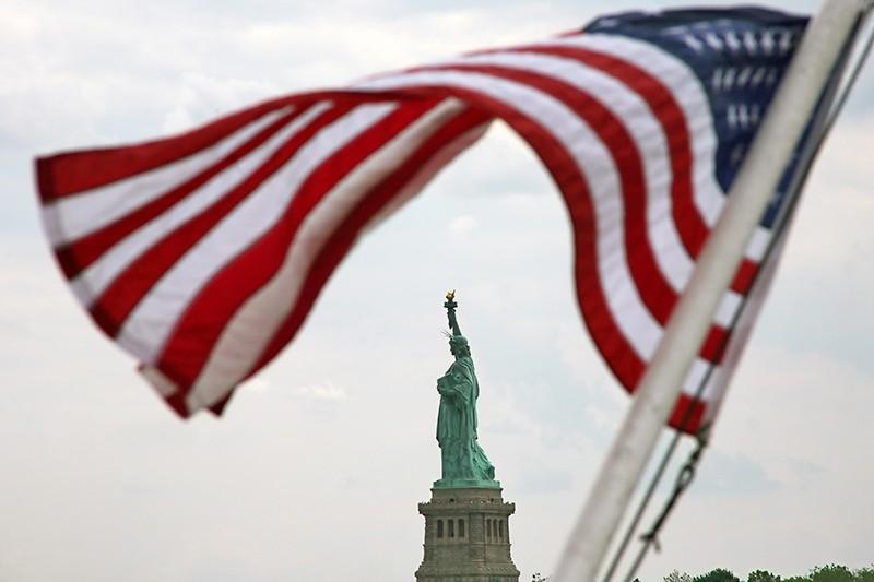 Монумент Статуя Свободы