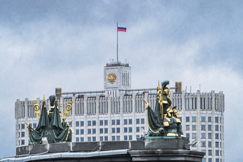 Дом правительства в Москве