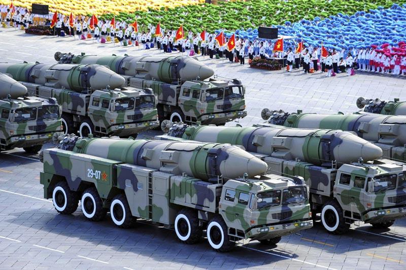 Вооруженные силы Китая