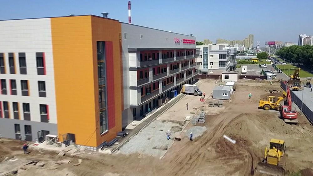 Республиканская клиническая инфекционная больница в Казани