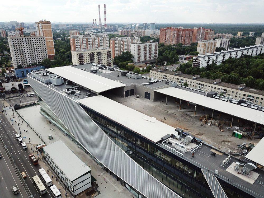 """""""Щелковский"""" автовокзал"""