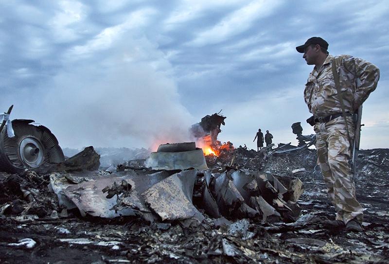 Пассажирский самолет Boeing 777 потерпел крушение в Донецкой области