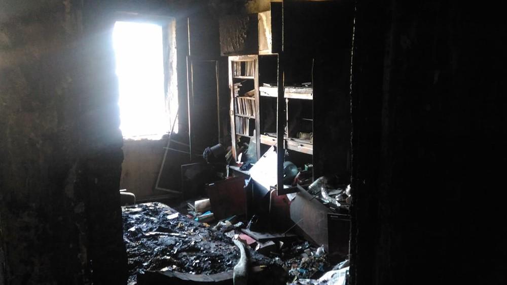 Последствия взрыва газа в квартире